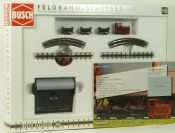Busch 12006 Feldbahn Tipper Train Start Set